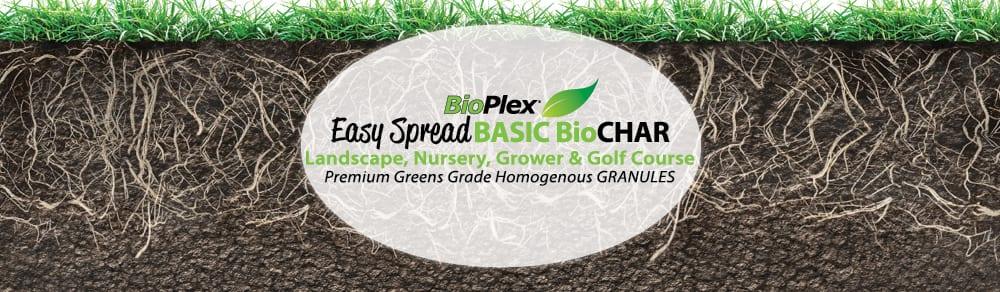 BioPlex Easy Spread Basic BioChar
