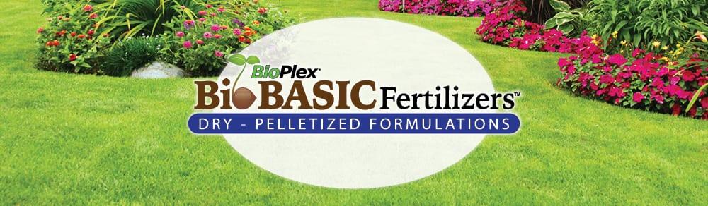 BioPlex BioBasic Fertilizers