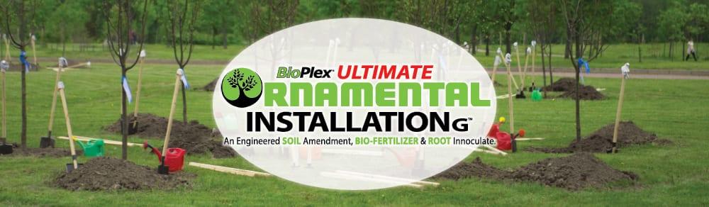BioPlex Ultimate Ornamental Instllation